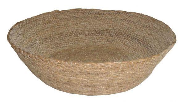 runder Korb - Fairtrade