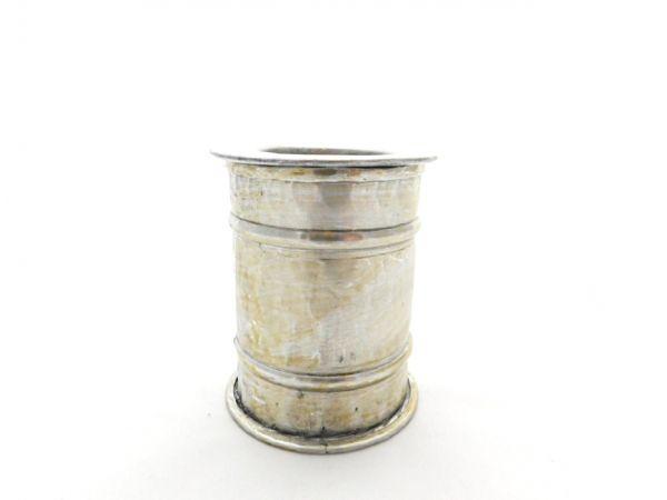 Kerzenständer aus Aluminium - Fair Trade