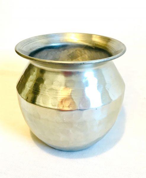 Blumen-Vase (S) aus Aluminium - Fair Trade