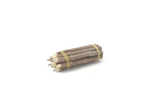 Bleistift aus Holz/Ästen (klein) - Fair Trade