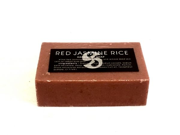 Seife red Jasmin handgemacht - Fairtrade