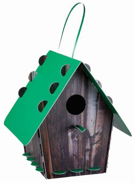Vogelhaus DIY-Stecksystem aus recyceltem Material - Fair Trade