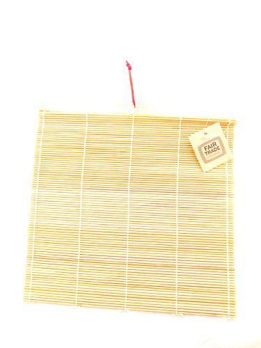 Sushi Matte Bambus - Fairtrade